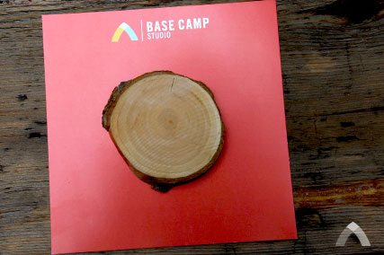 base camp visual reminder