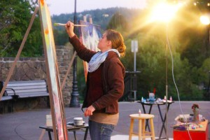 base camp painting marathon