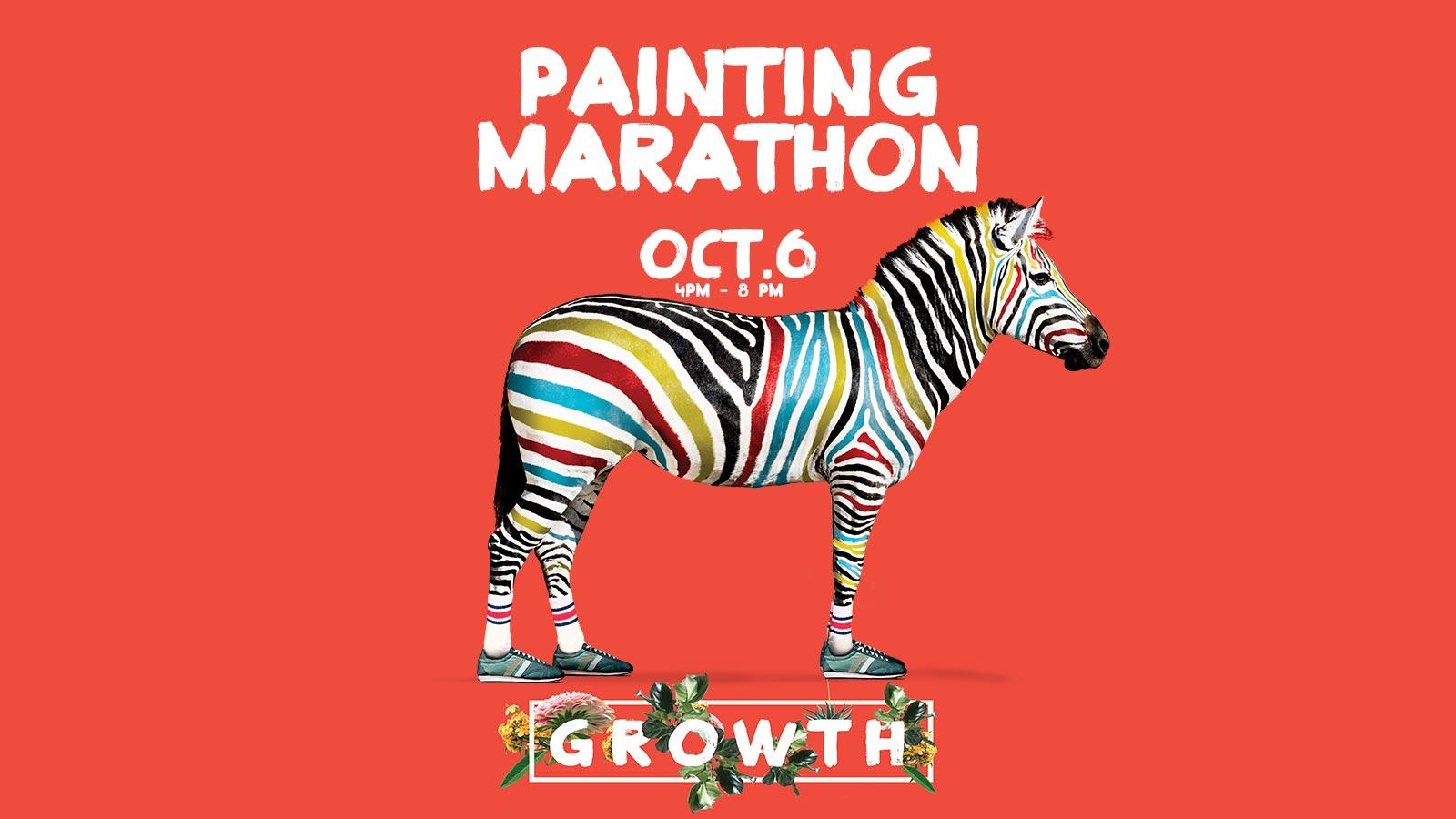 Painting Marathon 2017 bend oregon